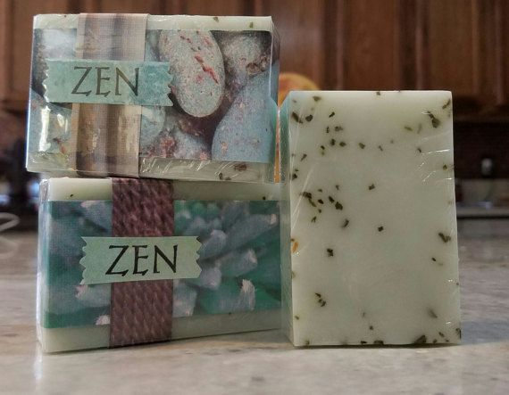 Check out this item in my Etsy shop https://www.etsy.com/listing/494024656/zen-fresh-clean-handmade-bar-soap