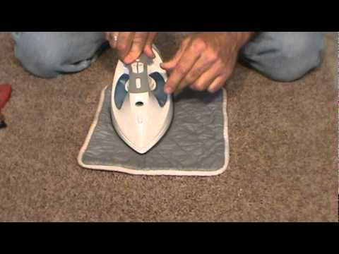 How To Repair Carpet Using Patch Easy Way