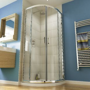 Wickes Quadrant Semi Frameless Enclosure Chrome 900mm Wickes Co Uk Shower Enclosure Quadrant Shower Enclosures Bathroom Style