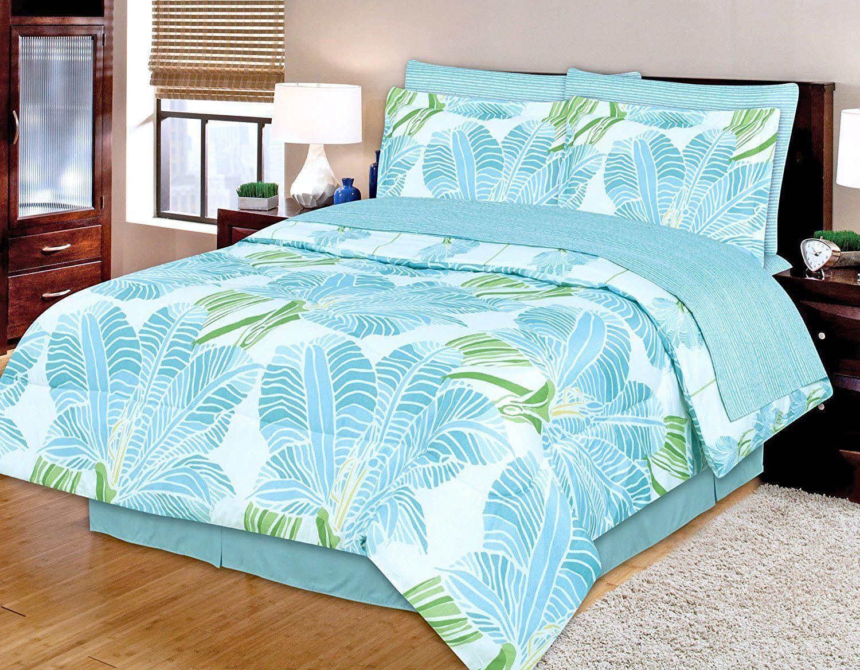 Coastal Bedding In A Bag Beach