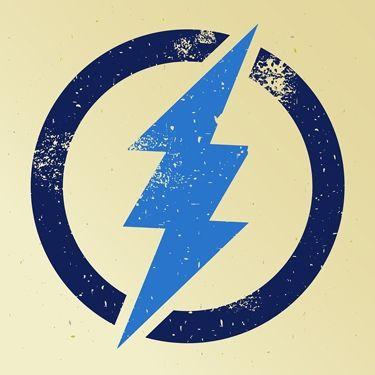 Lightning bolt logo    Lightning bolt logo, Lightning logo