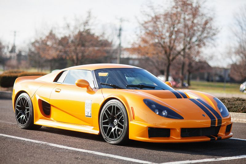 Rossion Noble Vehicle Cars Vehicles Car In The World
