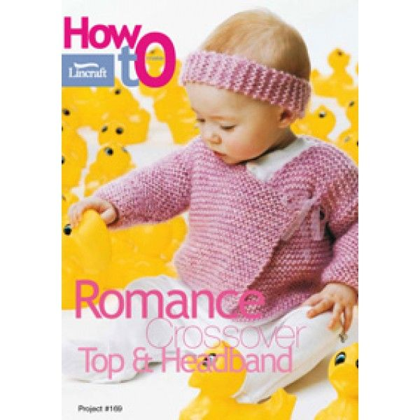 Romance Crossover Top and Headband-