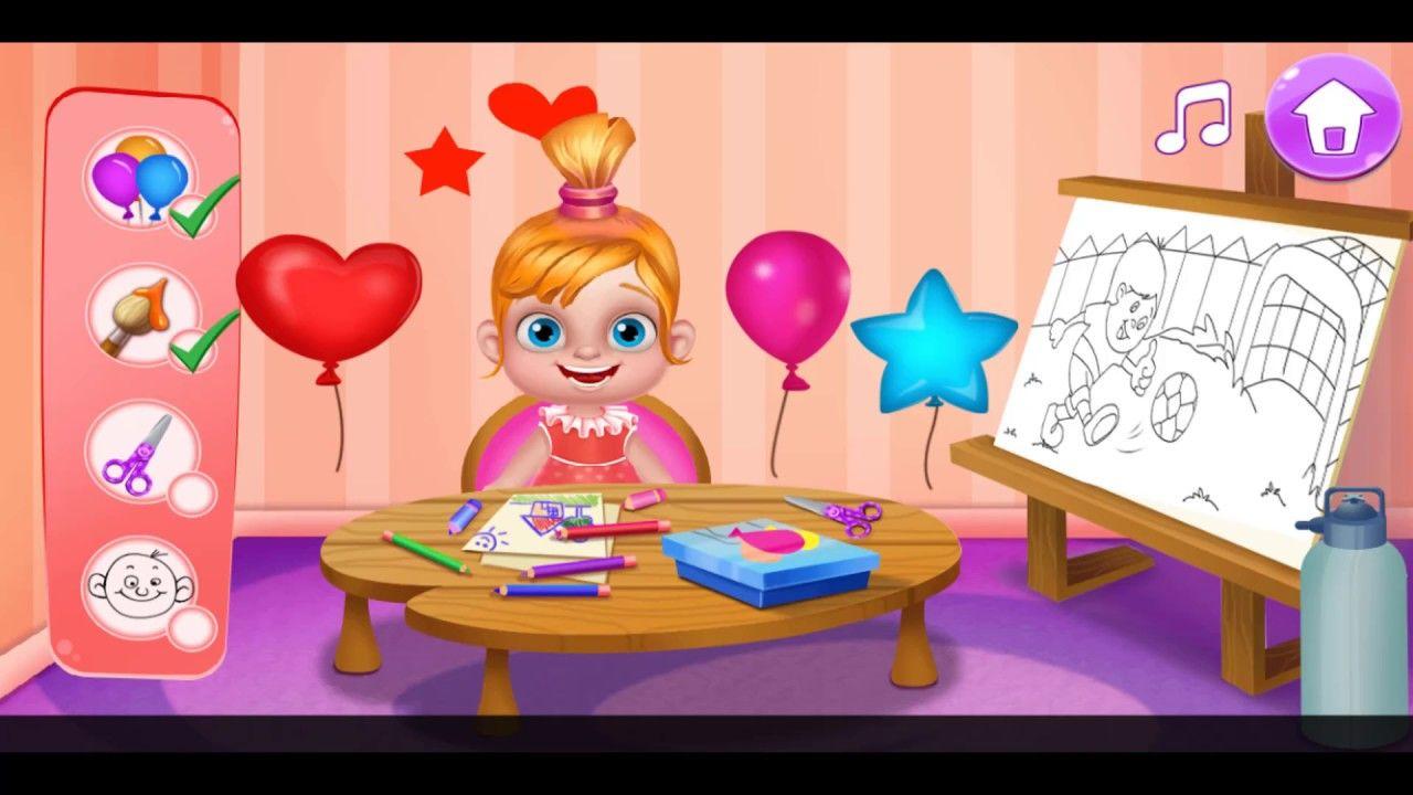Babysitter Baby CareGames App for KidsiPad iPhone