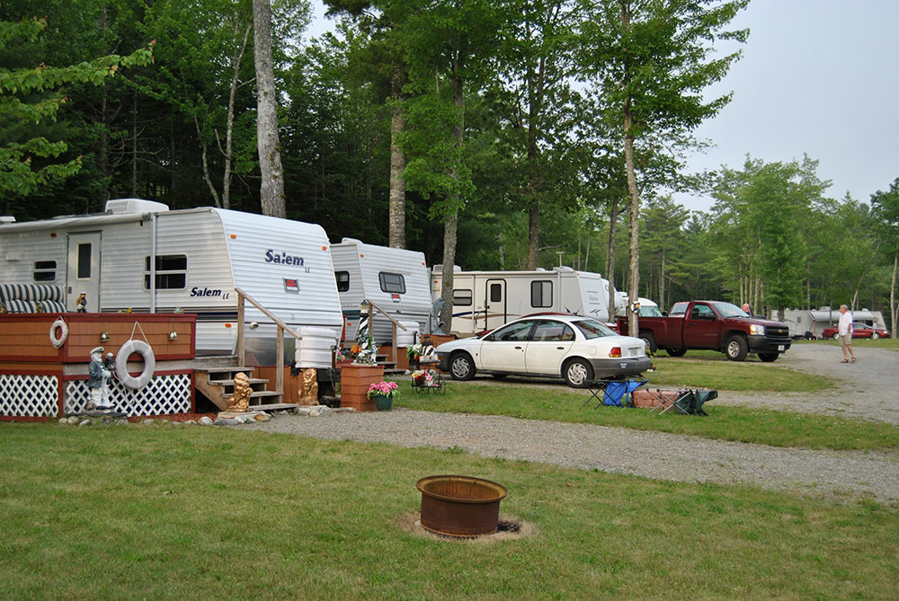 Forest Ridge Campground & RV Park at Ellsworth, Maine, United States - Passport America Discount Camping Club
