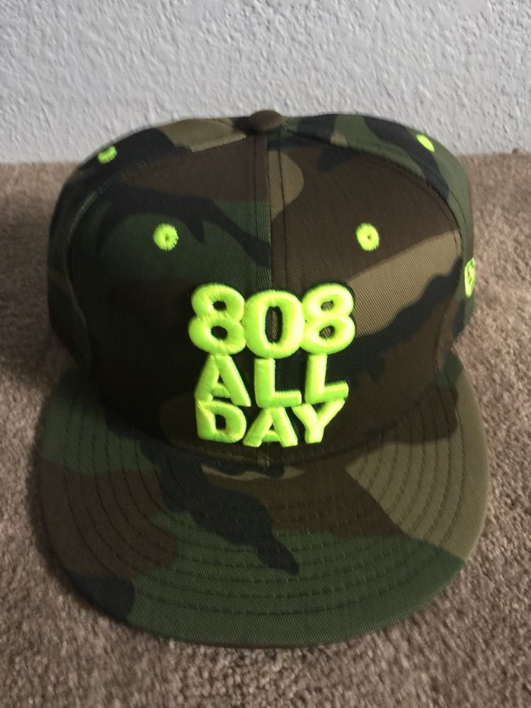 4eab0cf9a4a 808AllDay Camo HiVis OE New Era snapback Farmers Market Hawaii Fitted   fashion  clothing  shoes  accessories  mensaccessories  hats  ad (ebay  link)