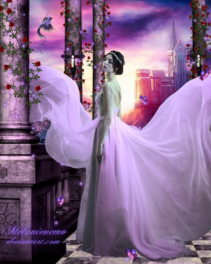 Wedding Tale by Melanienemo.deviantart.com on @DeviantArt