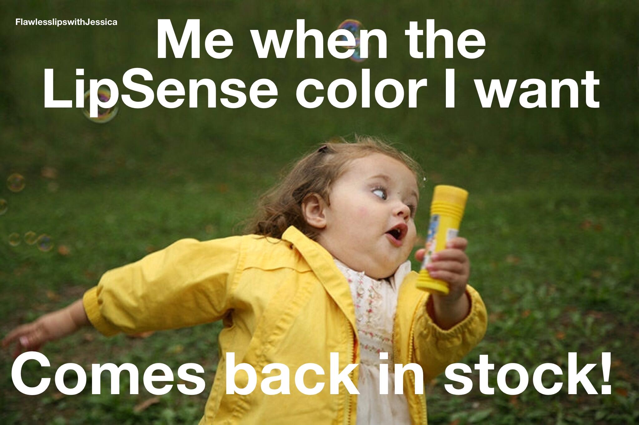 Funny LipSense meme Vacation meme, Band humor