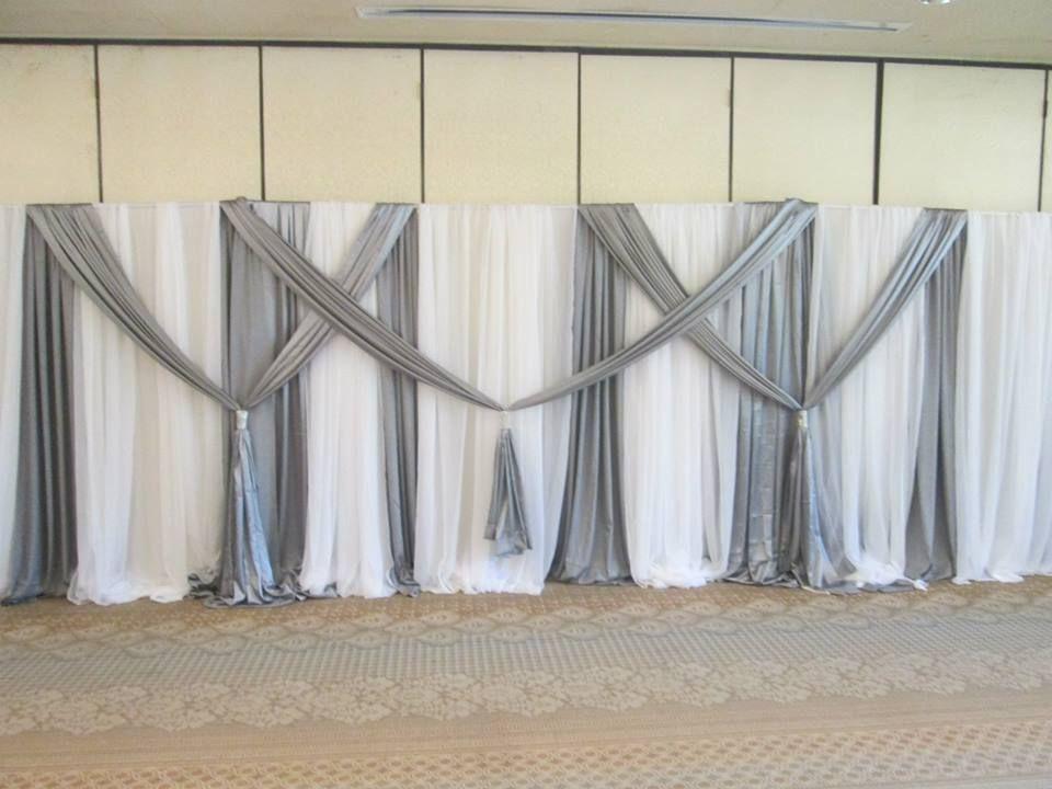 Diy Wedding Crafts Making A Large Scale PVC Backdrop