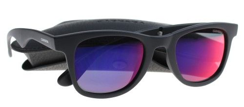 ccce6c696d New Carrera Sunglasses Men Carrera 6000 FD S Black 0DL5MI CARRERA6000 FD S  50mm
