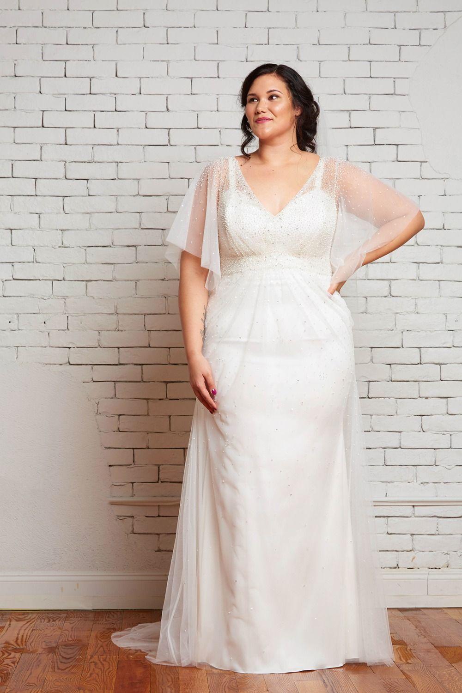 Pin On Plus Sizes Wedding Dresses [ 1500 x 1000 Pixel ]