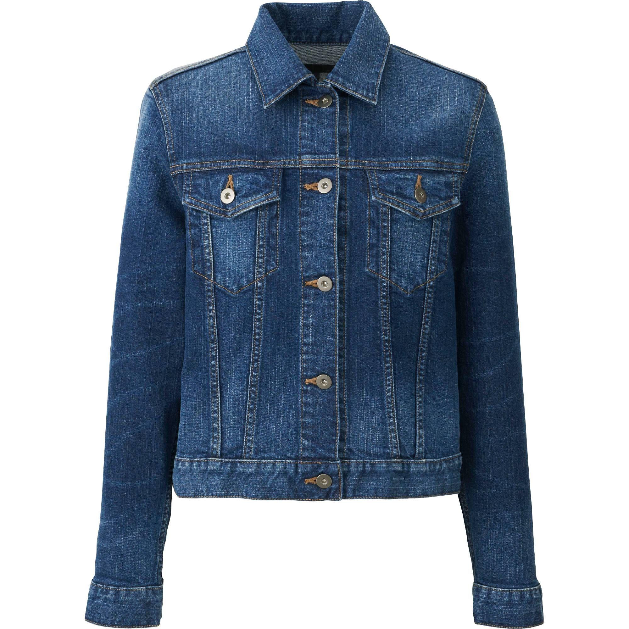 Image Result For Denim Jacket Womens Denim Jacket Women Stylish Denim Frayed Denim Jacket [ 2000 x 2000 Pixel ]