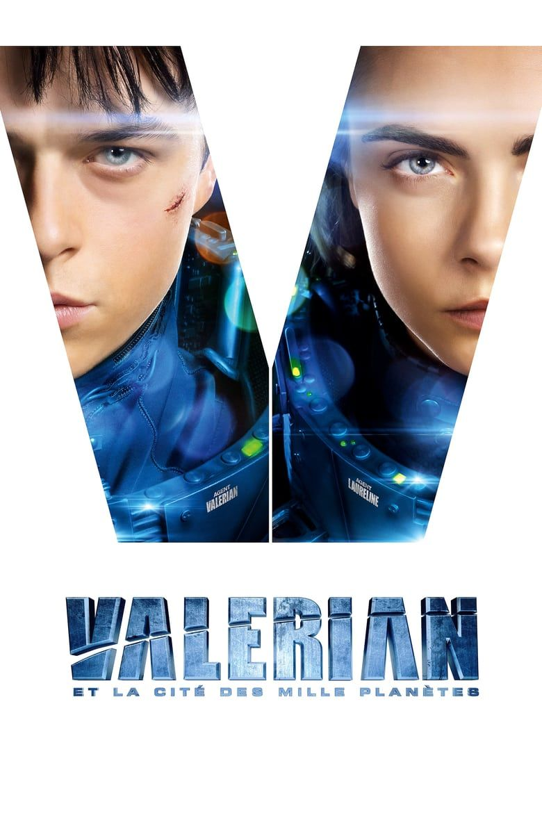 Hd 1080p Valerian And The City Of A Thousand Planets Pelicula Completa En Español Latino Mega Videos Líñea Espa Planet Movie Valerian Streaming Movies Online