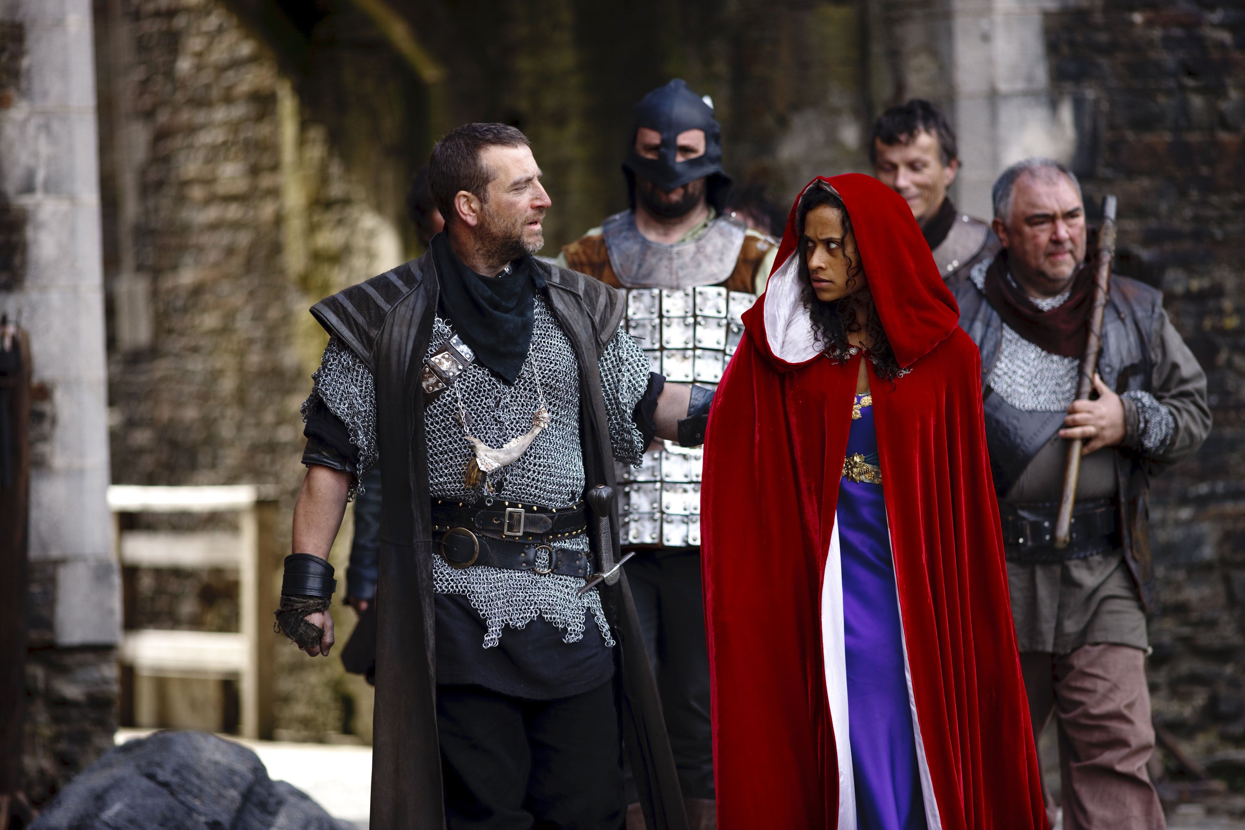 Merlin - Guinevere and Kendrick