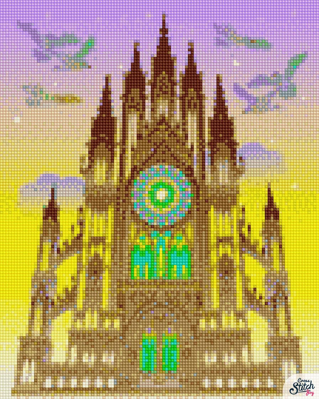 Pin by Tokochkoidze on Cross titch joy Stitch app, Cross