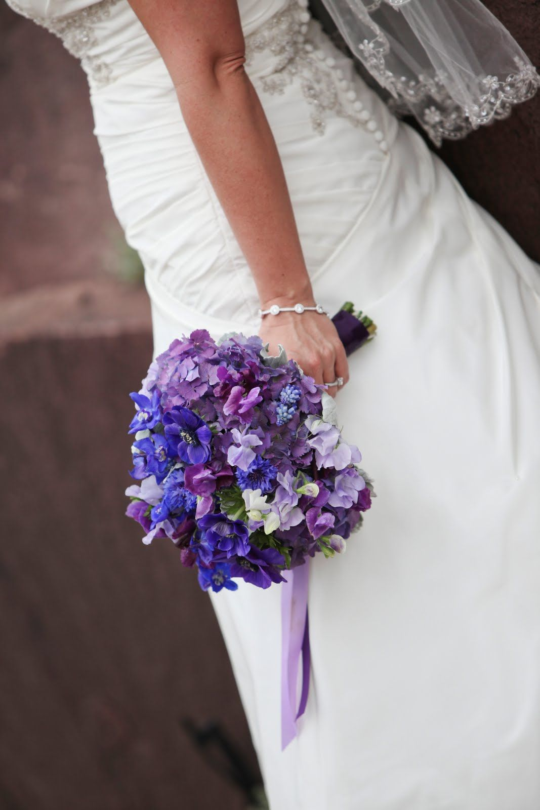 Blue and purple | Flowers | Pinterest