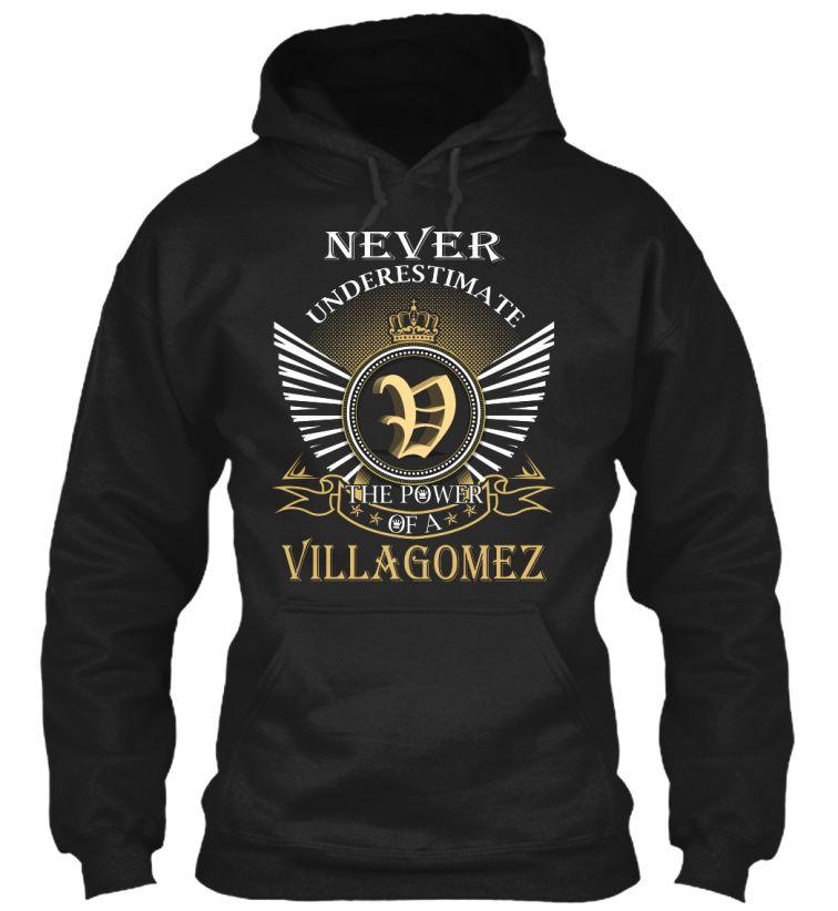 VILLAGOMEZ - Never Underestimate #Villagomez