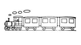 Resultat De Recherche D Images Pour Coloriage Locomotive A Vapeur