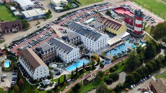 Offizieller Europa Park Fanclub 4 Sterne Superior Erlebnishotel Bell Rock Freizeitpark Park Hotels