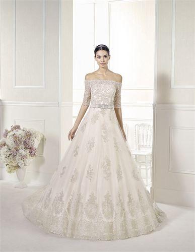 atlanta bride couture - rosa clara martha blanc   martha blanc