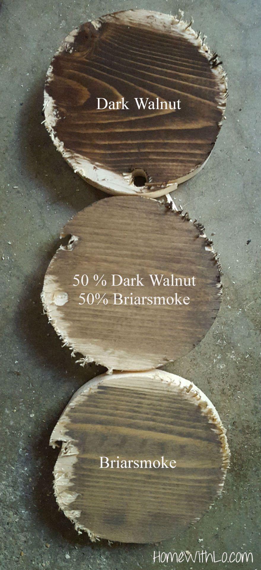 Varathane Wood Stain In Dark Walnut Briarsmoke And A Mix