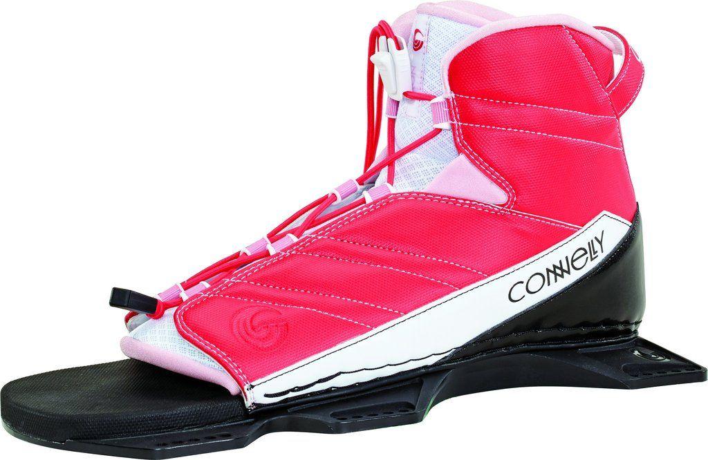 2017 CONNELLY WOMEN NOVA SKI BINDING Water skiing, Ski boots