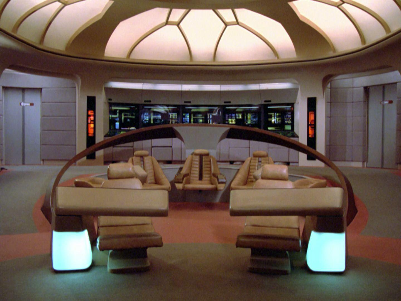 Uss enterprise ncc 1701 d galaxy class saucer separation r flickr - Bridge Of U S S Enterprise Ncc 1701 D