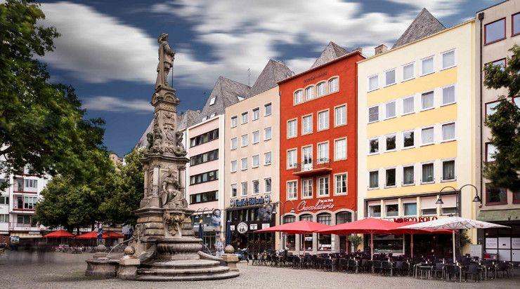 Köln Markt Heute