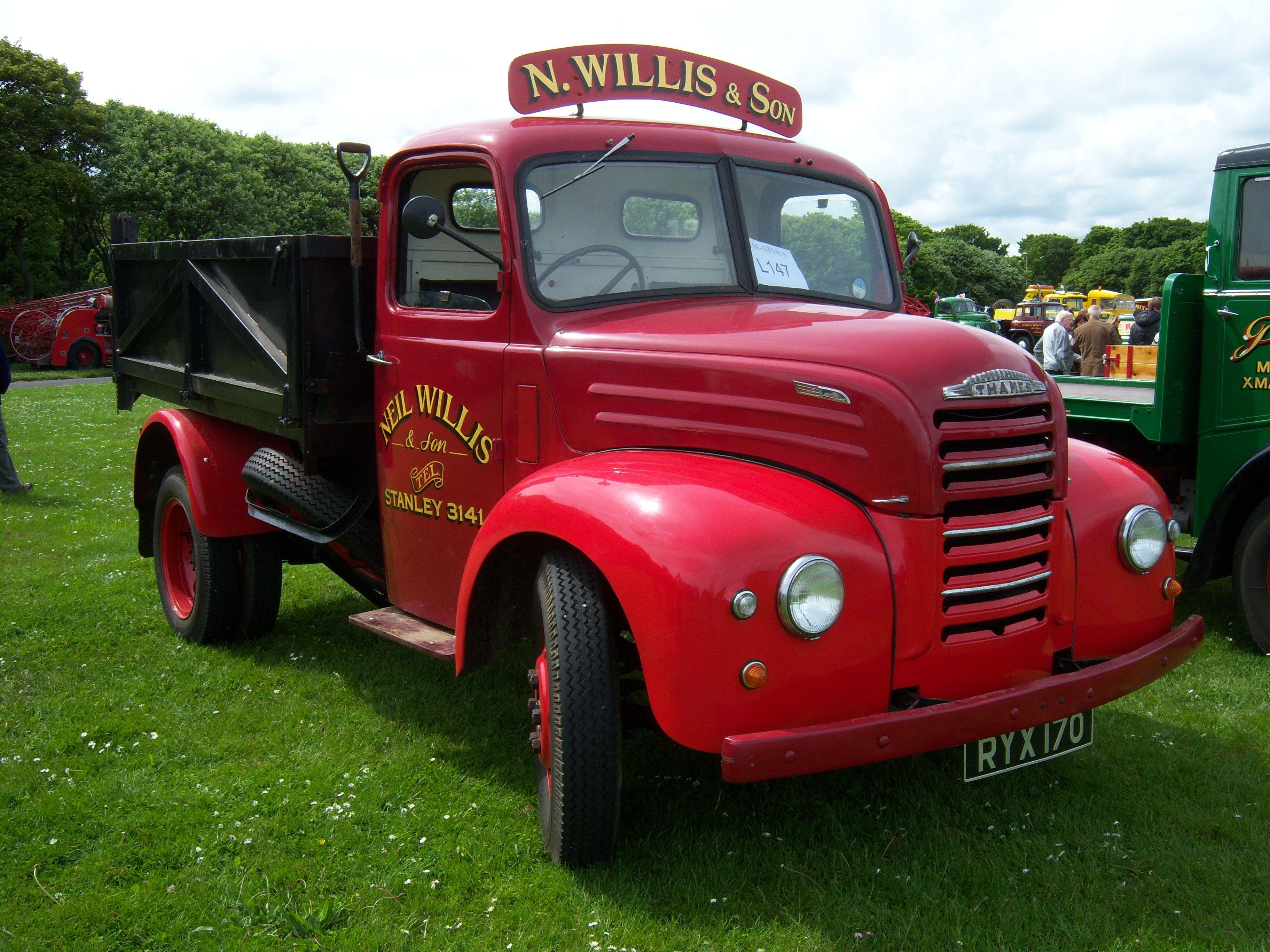 fordson thames et6 - Google Search | Trucks | Pinterest ...