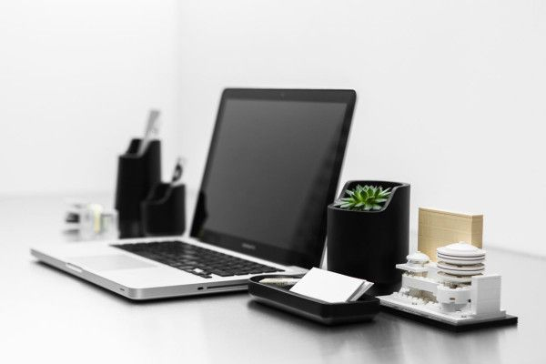 Base A Collection Of Modern Office Objects Design Milk Diy