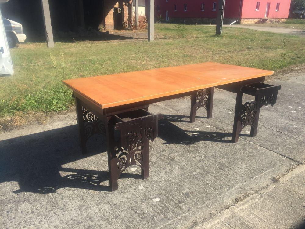 Massivholz Holztisch Esstisch in Möbel & Wohnen, Möbel, Tische   eBay!
