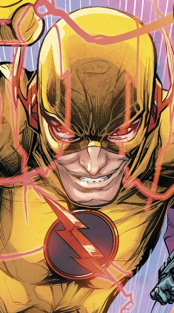 Reverse Flash By Howard Porter Flash Wallpaper Flash Comics Reverse Flash