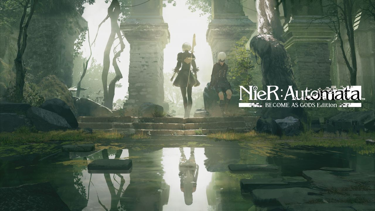 Nier Automata Become As Gods Edition Xbox One 2018 4k 8k