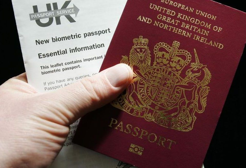 Fake UK passport online. We are the world number one