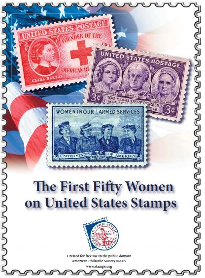 The First Fifty Women On United States Stamps