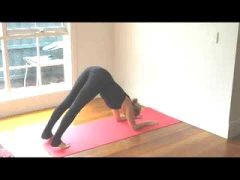 yoga backbends  how to do scorpion pose with yogayin