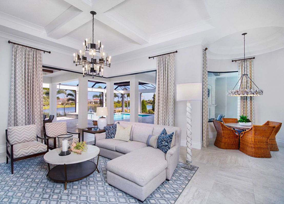 Family Room Designs By Beasley Henley Interior Design