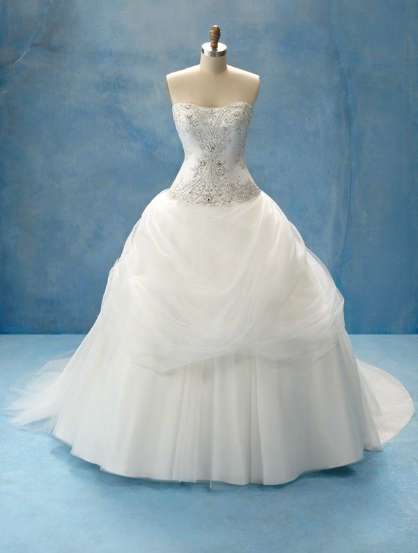 Disney wedding dresses belle collections