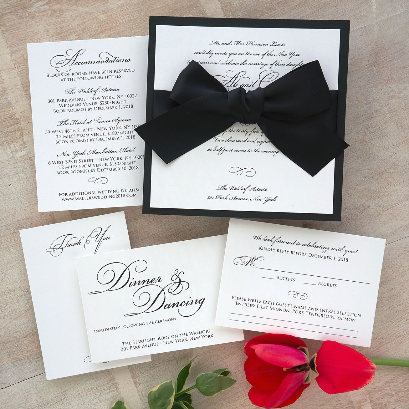 Grace Wedding Invitations The American Wedding Http Www