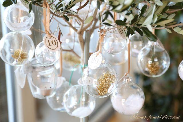 kleines feines nestchen: DIY Lovely Advent Calendar