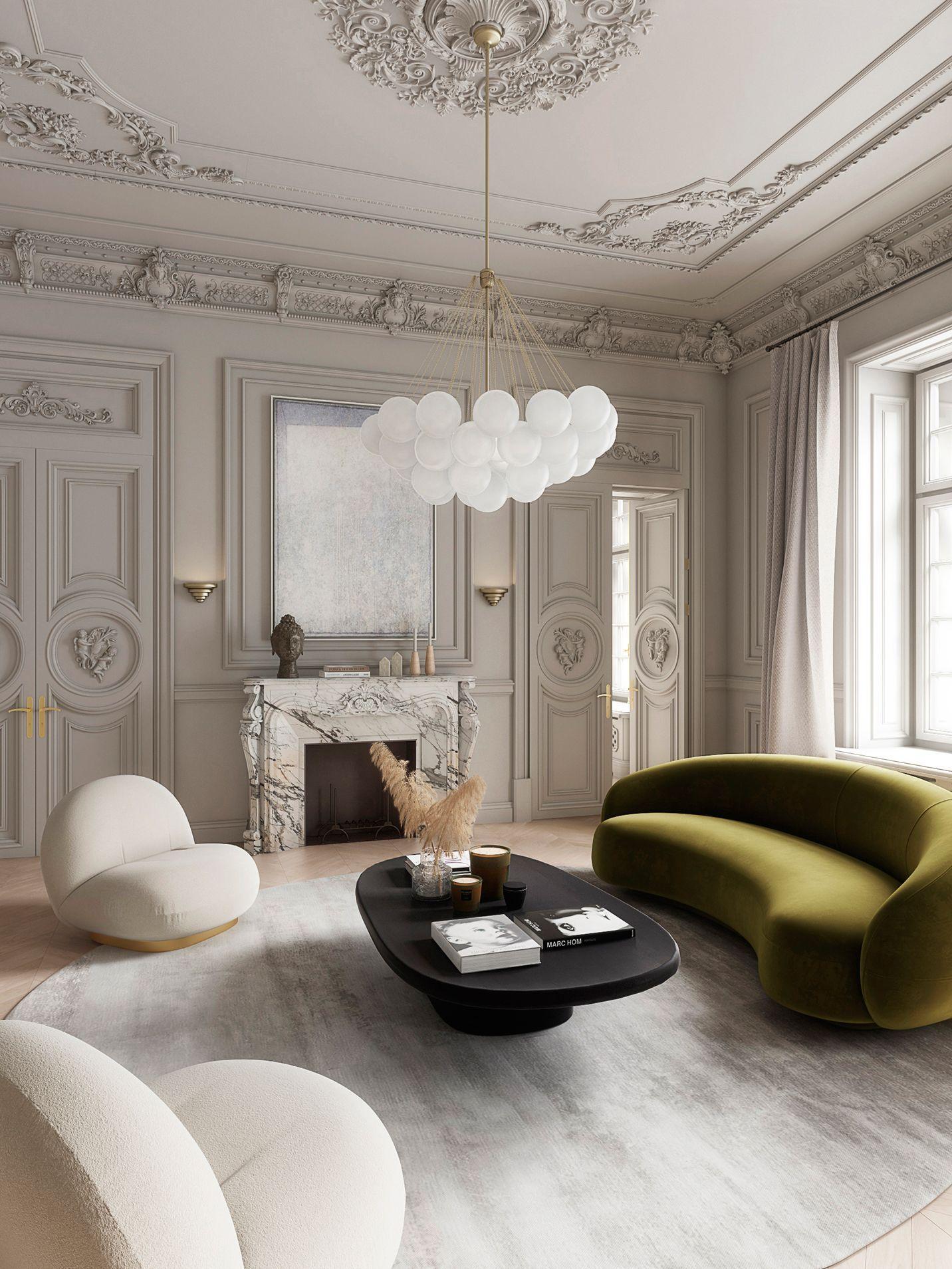 Quadri Classici Per Arredamento 182 metri quadri di classico rivisitato a milano | idee di