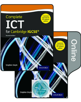 Complete ICT for Cambridge IGCSE® (Second Edition): Print and online