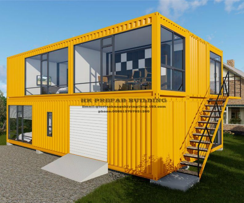 Modular Prefab Prefabricated Container House Shipping Container