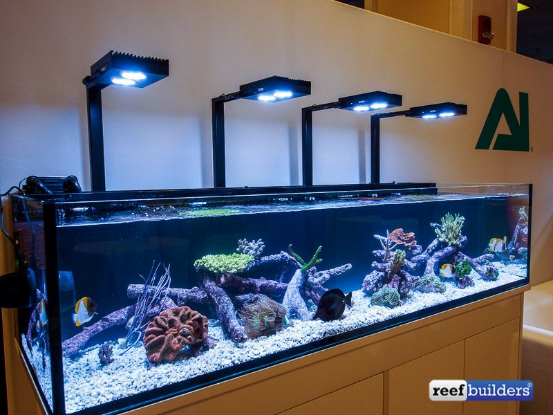Hydra Hd Led Hyperdrive Hot New Reef Aquarium Gear