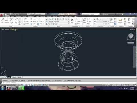 autocad 2013 tutorial pdf 3d