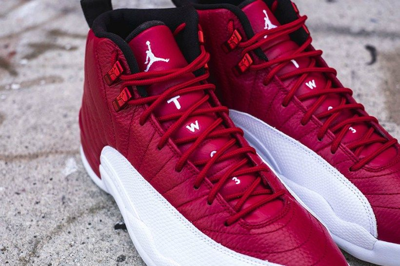 """e6e5abe7f01 Air Jordan 12 Is Ready to Drop in a Bold """"Gym Red"""" Colorway ..."""