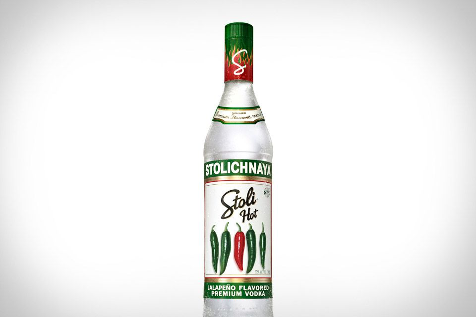 Stoli Hot Vodka Is Designed To Trump Normal Pepper By Bringing Some Actual Mouth Heat Thanks The Y Jalapeño Flavor That Arrives On Tails