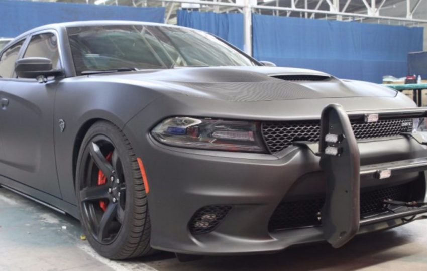 Video Armouredcars Now Offers A Bulletproof Awd Charger Srt Hellcat Dodge Charger Hellcat Black Dodge Charger Dodge Charger