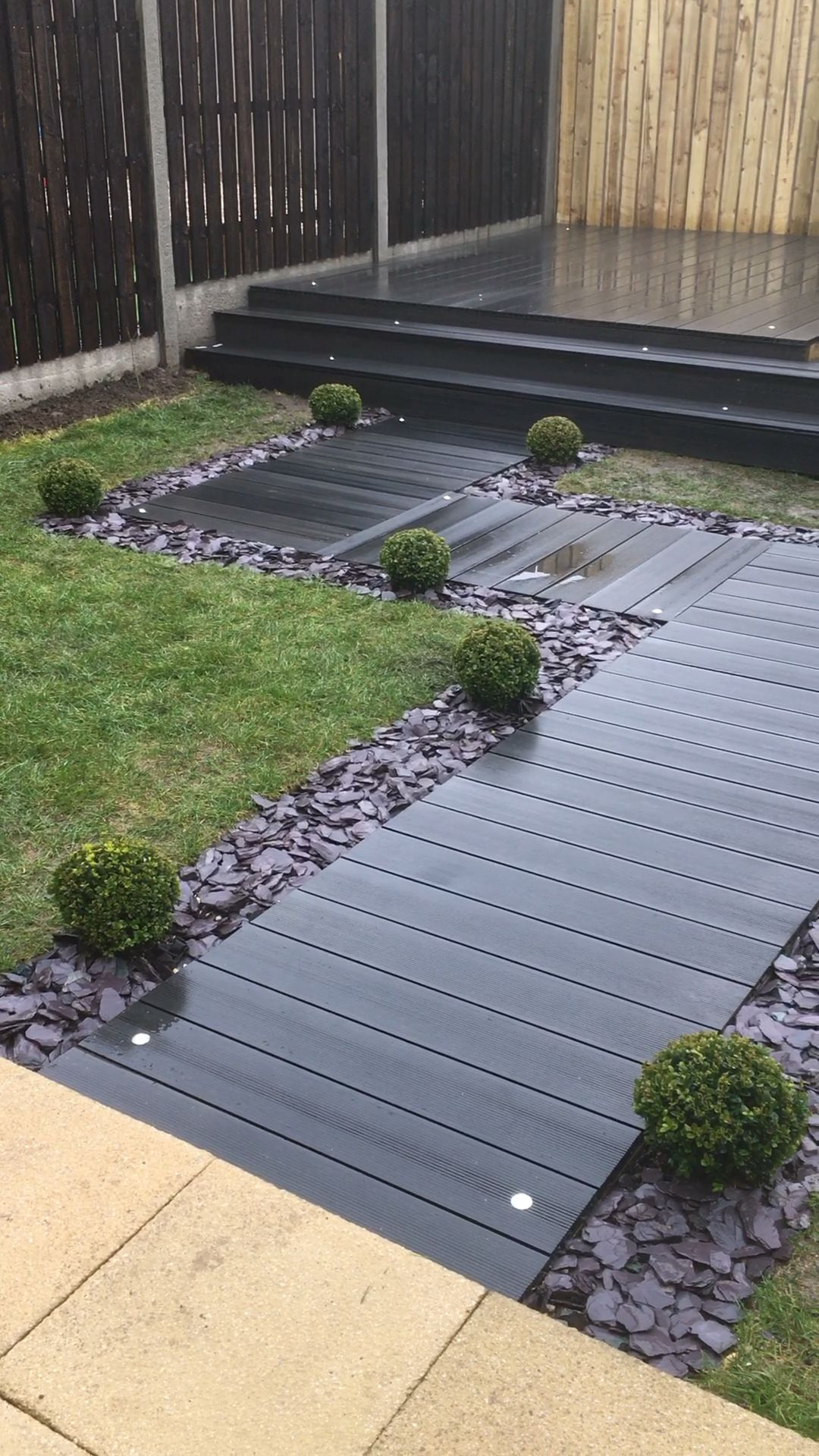 Photo of Composite decking