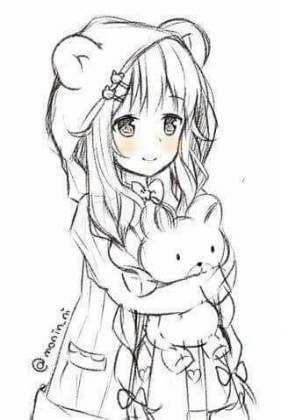 Photo of Drawing Girl Beautiful Sketch Books 44 Ideas